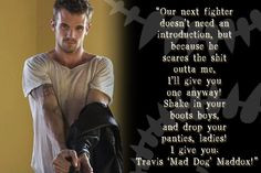 Yummy.....Travis Maddox - Beautiful Disaster by Jamie McGuire! Cannot ...
