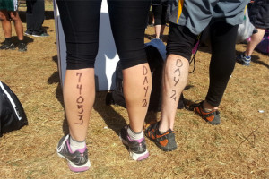 Mudding Quotes For Girls I ran 2 tough mudders in two