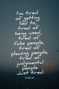 , better to remember how many dysfunctional people there are, people ...