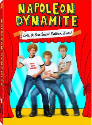 Napoleon Dynamite's Uncle Rico is back and Around June, too! (Audio ...