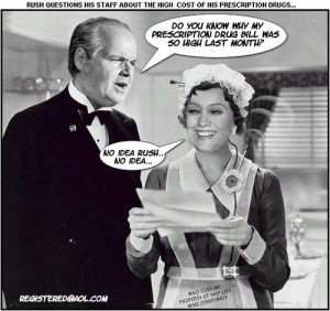 Rush Limbaugh's Maid/Drug Dealer