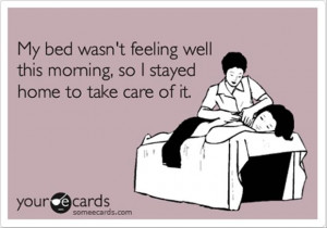 bedtime someecard, funny pictures
