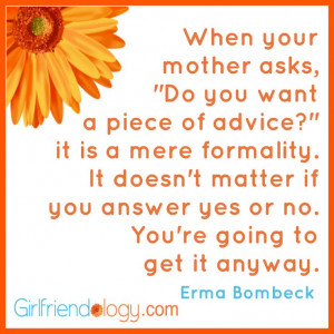... Erma Bombeck #quote http://bit.ly/I6akx8Quotes Lif, Quotes Http Bit Ly