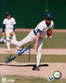 Goose Gossage Signed Picture Rich 8X10 Chicago Cubs w COA
