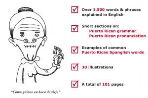 Puerto Rican Spanish Slang Translation