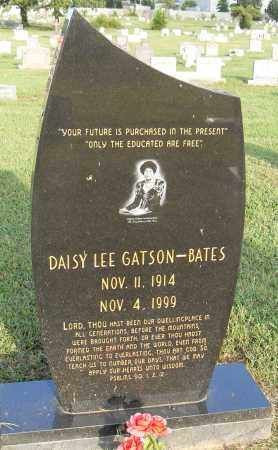 Daisy Lee BATES Haven of Rest (African American) Cemetery Pulaski ...