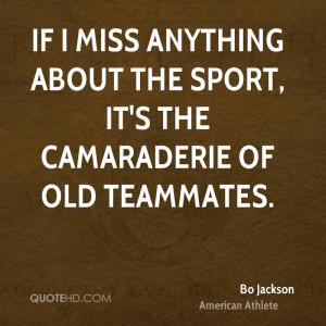 Bo Jackson Quotes