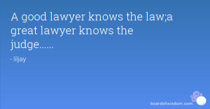 FUNNY QUOTES ATTORNEYS