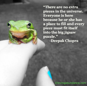 Inspirational Quotes about Life: Quote by Deepak Chopra