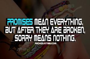 promises quotes promises quote