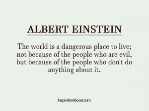 Albert-Einstein-People-Quotes