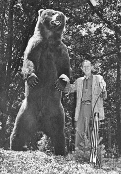 Fred Bear Archery Hunting Quotes