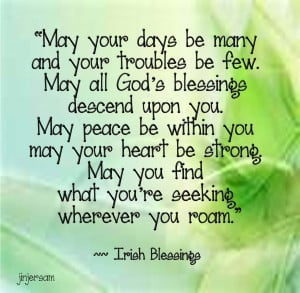 irish blessing birthday 1176 x 1149 189 kb jpeg courtesy of quoteko ...