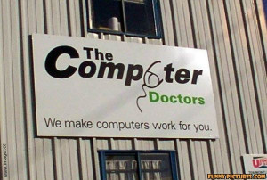 not the best computer repair logo 130434973242 nerd computer repair ...