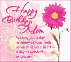 birthday flower quotes