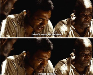 12 Years a Slave quotes,12 Years a Slave (2013)