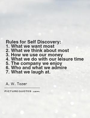 Tozer Quotes
