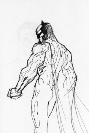 Wonder Woman Sketch Jim Lee...