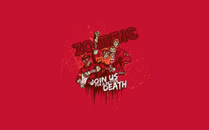 Related Pictures minimalistic zombies funny 1920x912 wallpaper