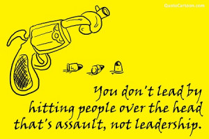 Leadership Quotes and Quotations