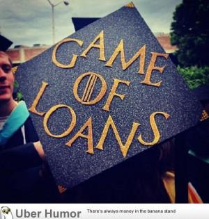 Most accurate graduation cap I've seen so far