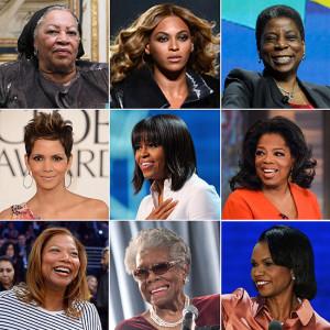 Black History Month Female Role Models