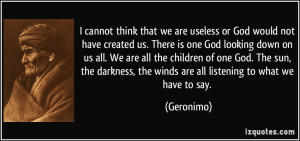 More Geronimo Quotes