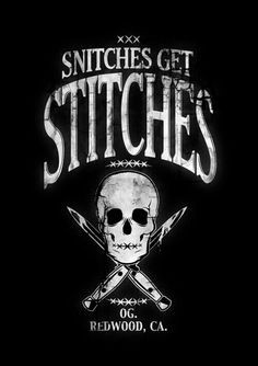 snitches get stitches - Bodybuilding.com Forums