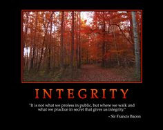 quotes about integrity | ... , Quotes, Thoughts, Funny, Sacred Quotes ...