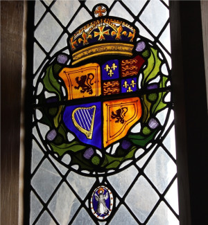 ... Edinburgh Scotland, Edinburgh Castles, Stirling Castles, Stained Glass