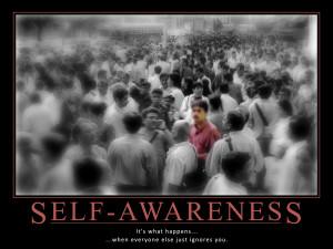 Self Awareness Harry Paraskeva