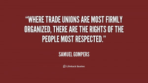 Trade Union Quotes