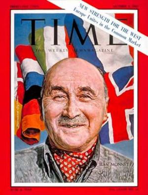 Jean Monnet in TIME magazin