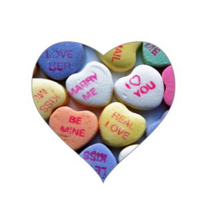 Sweetheart Candy Sayings