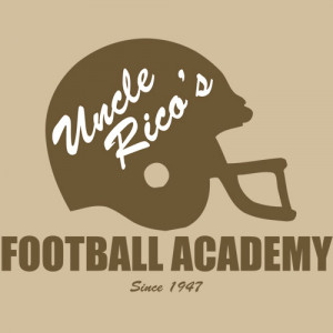 UNCLE RICO'S FOOTBALL ACADEMY T-Shirt