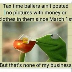 Kermit The Frog None Of My Business Quotes Thats