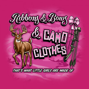 Home Girls Youth Camo Clothes