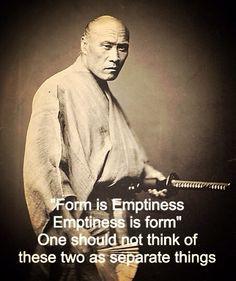 Quote from Hagakure Book of the Samurai More