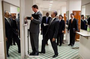 Obama Still Has Sense Of Humor