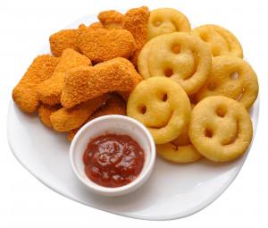 Comida industrializada contém altos níveis de conservantes, corantes ...