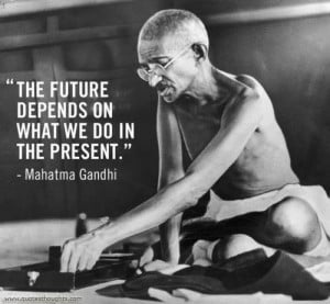 Motivational Quotes by Mahatma Gandhi
