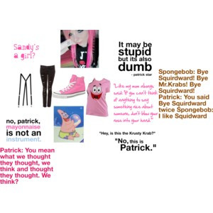 Love You Quote Patrick Star
