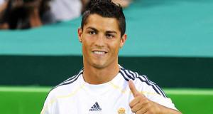 Cristiano Ronaldo €148 m (£122m)