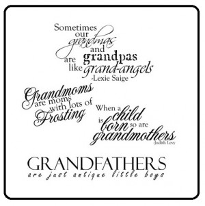 grandparents quotes and poems