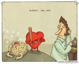 komik kalp karikatür resmi - gülünç kalp fotoğrafları