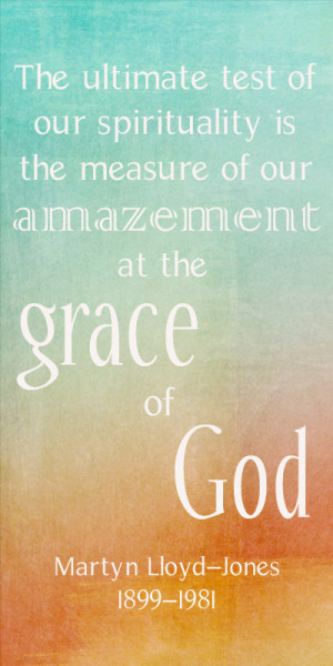 But where sin increased, grace increased all the more, so that, just ...