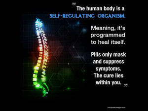 Chiropractic Quotes And Sayings