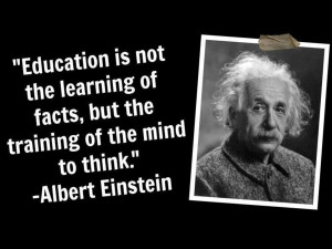Famous Motivational / Inspirational Picture Quotes By Albert Einstein ...
