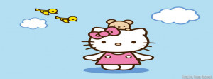 Hello Kitty I Love You Quotes Hello kitty timeline cover
