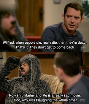 wilfred quote